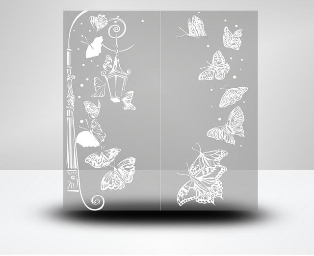 Пескоструйная обработка стекла и зеркала