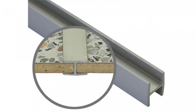Планки соединительные для стеновых панелей и плинтусы
