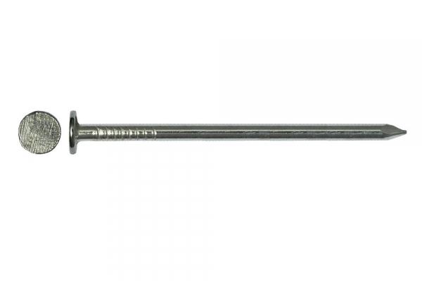 Гвозди толевые 2*20 мм цинк (50 г)