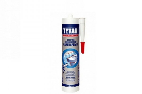 Герметик силиконовый Санитарный TYTAN EVRO-LINE  белый 290 мл