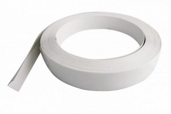 Уголок гибкий ПВХ 50*30*30 мм белый