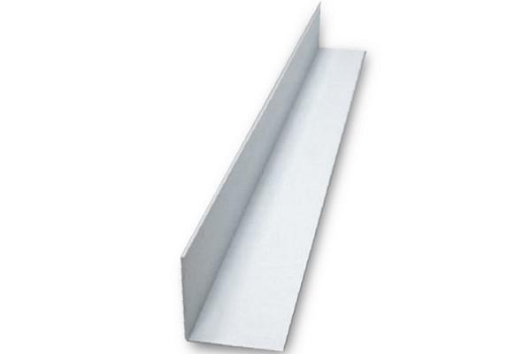Угол накладной ПВХ 25*25*3000 мм белый