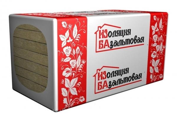 Теплоизоляция ИЗБА 1000*600*50 мм Венти-80
