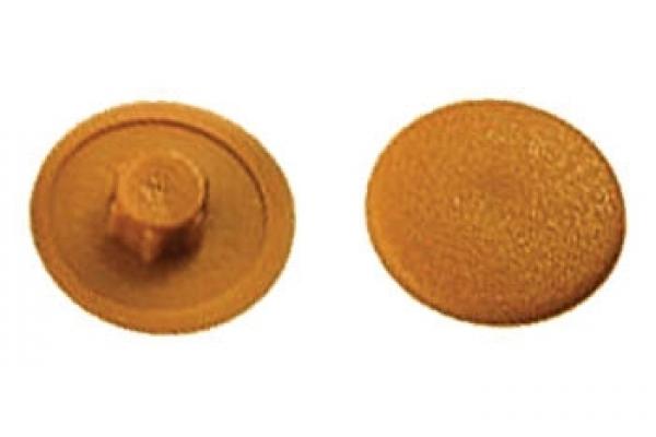 Заглушка на конфирмат №3 Светло-коричневая (50 шт)