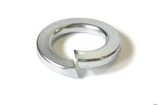 Шайба пружинная DIN 127 цинк гровер М14
