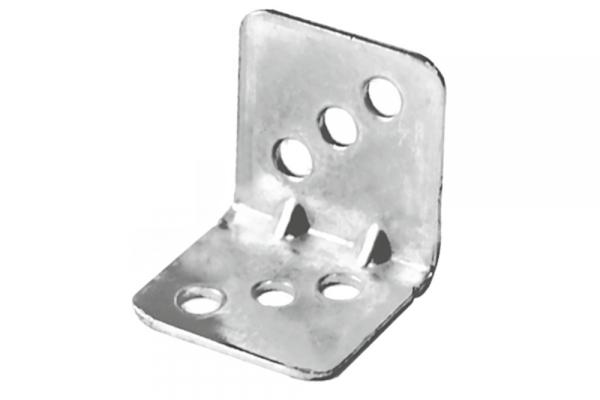 Уголок мебельный металлический 25*25 мм