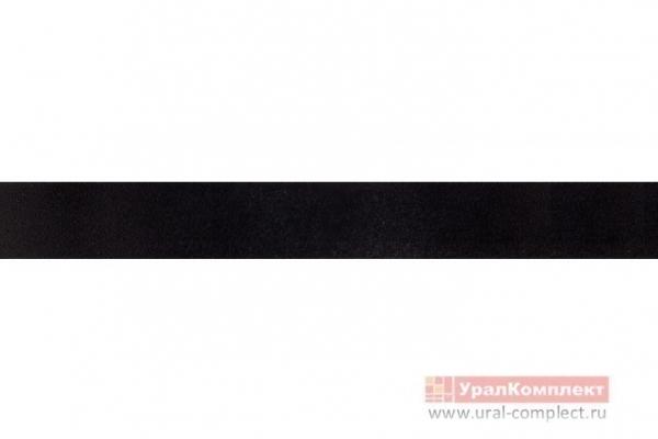 Кромка ПВХ 19/2 мм Черная (без клея)