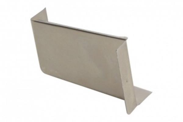 Крышечка декоративная для навеса кухонного никель левая CAMAR (806.00.01.00 SX)