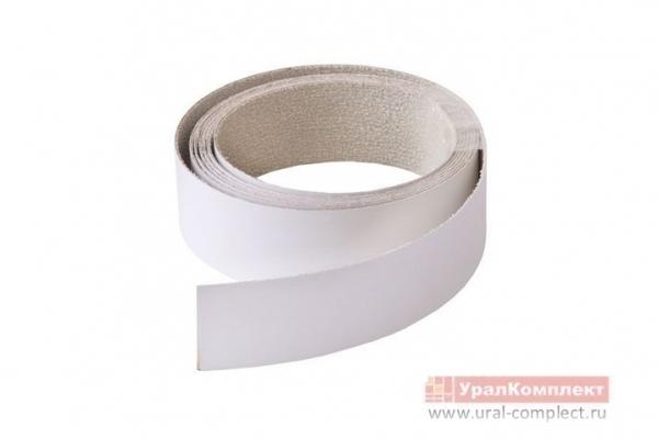 Кромка для столешниц 3000*32/1 мм Белая (с клеем)