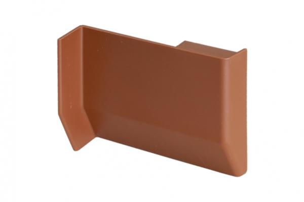 Крышечка декоративная для навеса кухонного светло-коричневая правая CAMAR (806.00.35.00 DX)
