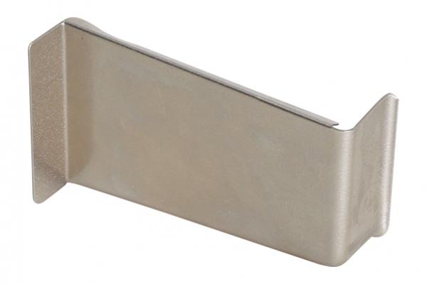 Крышечка декоративная для навеса кухонного никель правая CAMAR (806.00.01.00 DX)