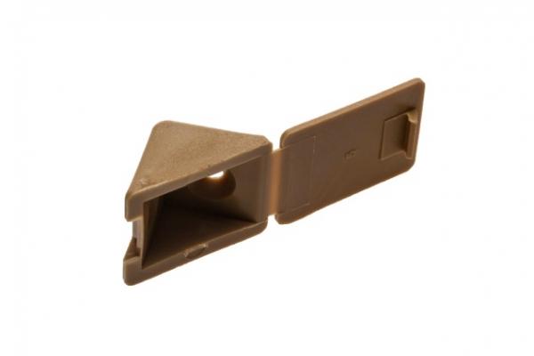 Уголок мебельный №8 коричневый