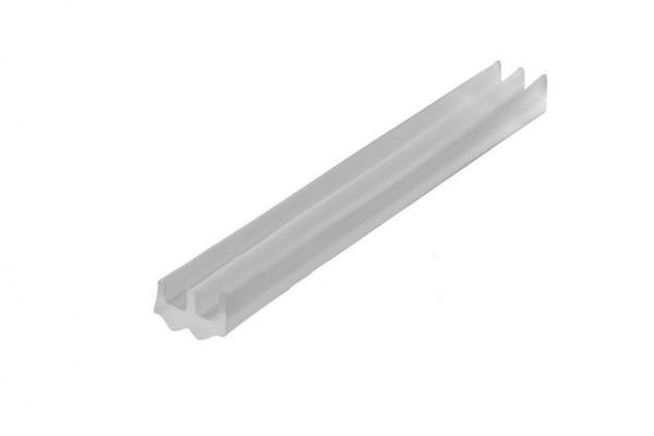 Уплотнитель силиконовый для МДФ профиля 10/4 Absolut